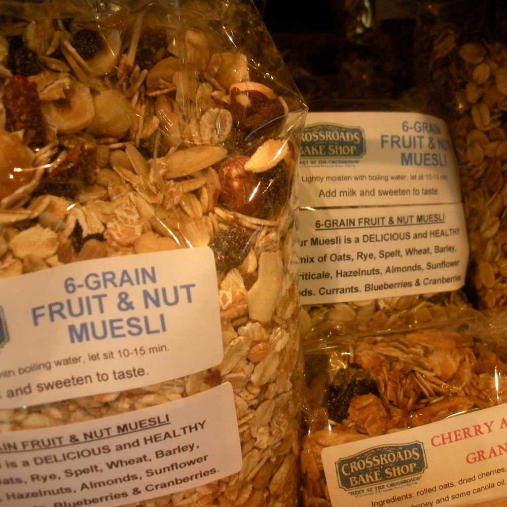 Granola Packages