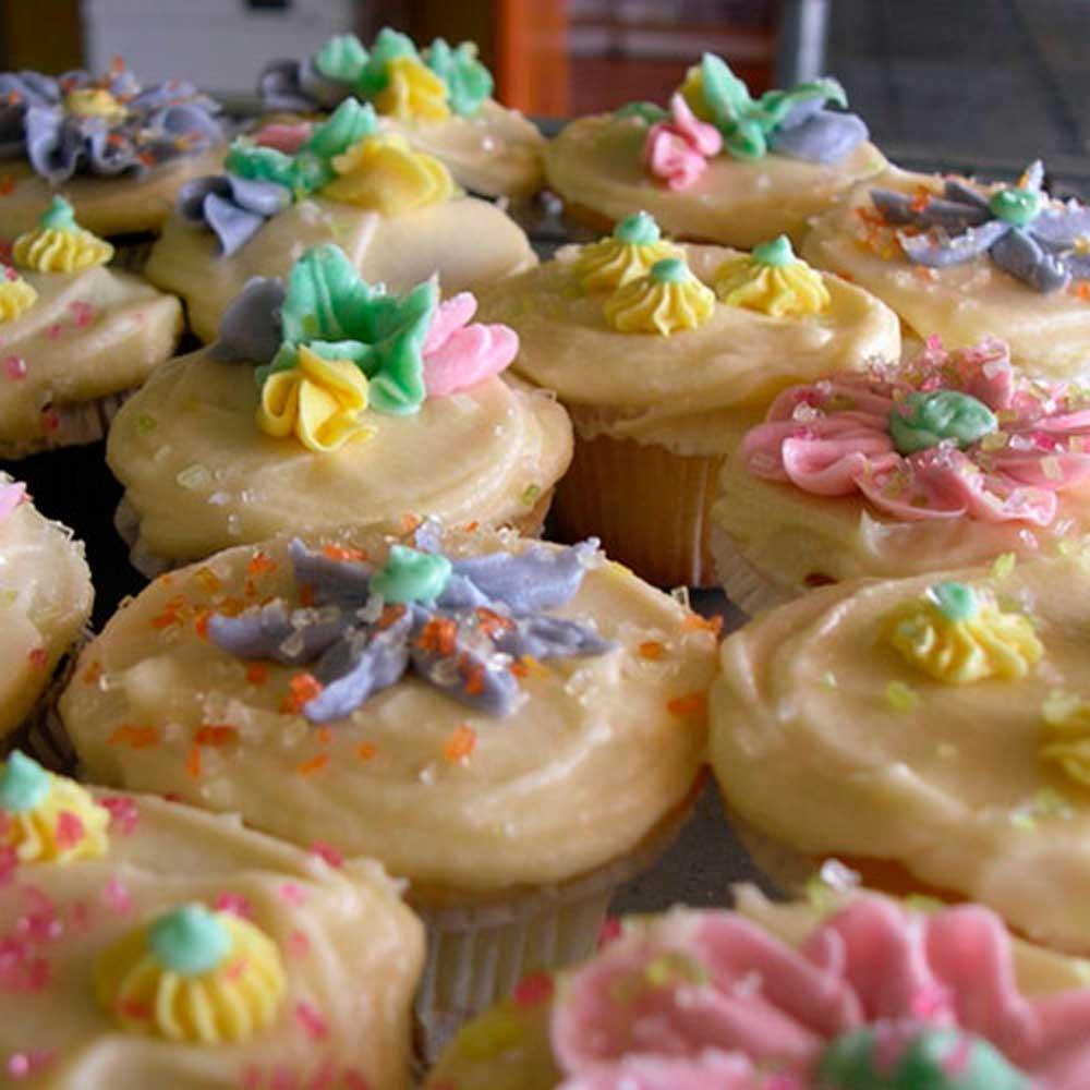 Ittybitty Cupcakes
