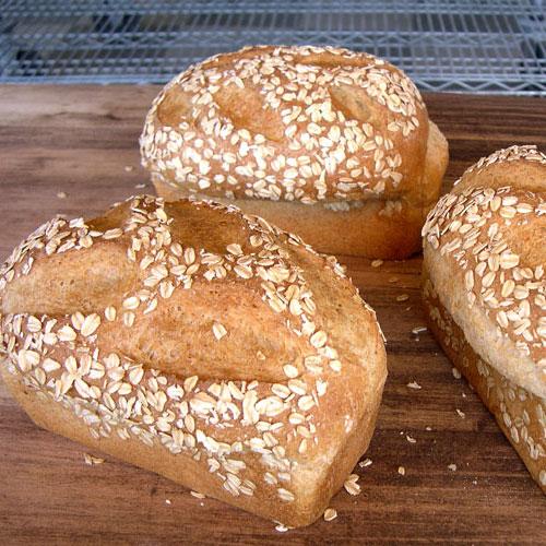 Buttermilk Oat Bread