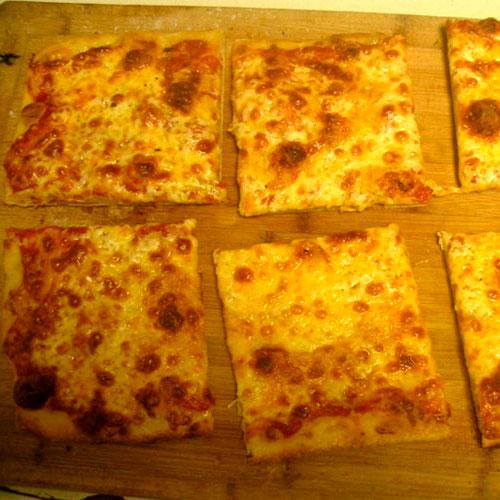 Plain Pizza Slices