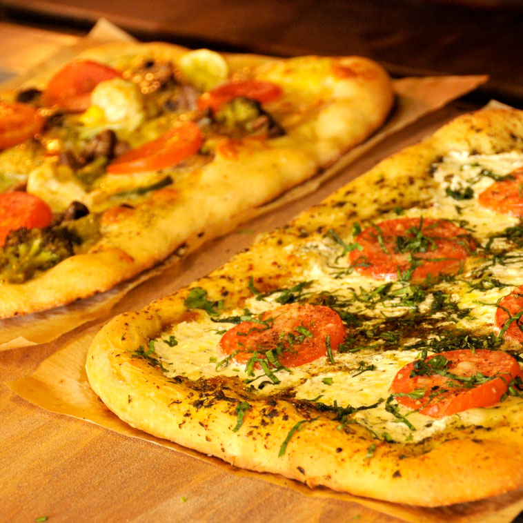 Tomato Mozzarella Slices